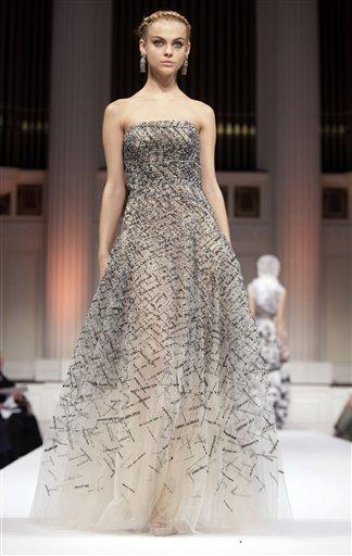 Fashion Oscar de la Renta Spring 2010