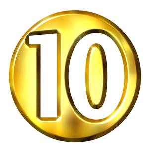 10-Symbol