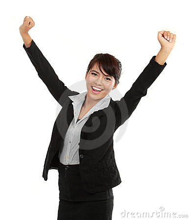 young-business-woman-celebrating-success-21097470