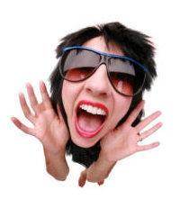 shouting-woman