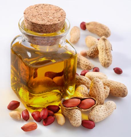oleo-de-amendoim