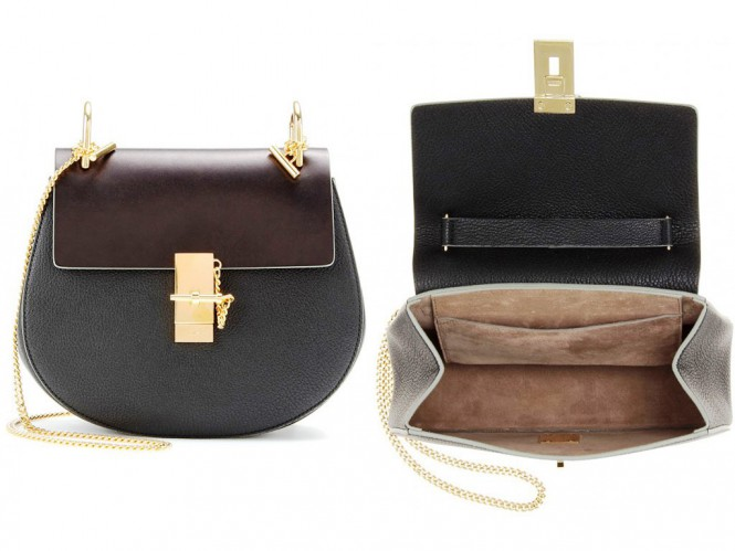 Drew-leather-shoulder-bag-black-burgundy-and-Interior