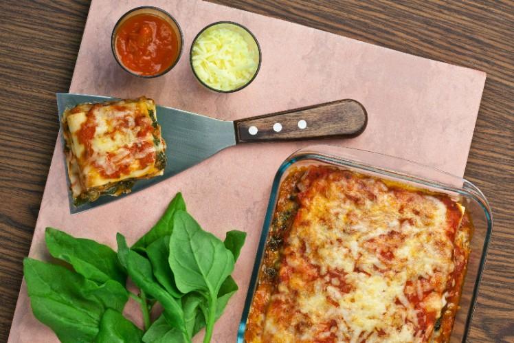 Lasagna Verde_