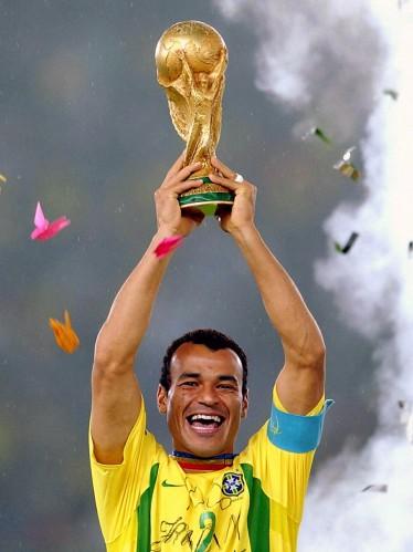 DPA Soccer World Cup 2002 - Brazil wins championship