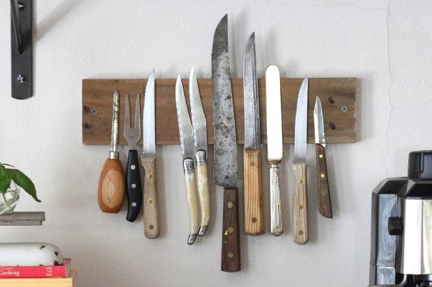 Magnetic-knife-rack