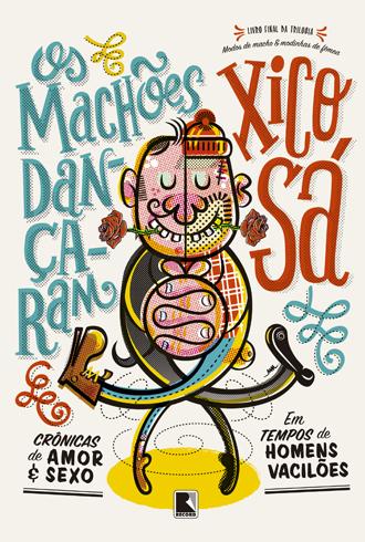 Capa Os machoes dancaram V3 DS.indd