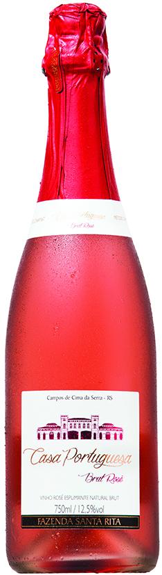 DE Fazendsa sta rita Casa Portuguesa Brut Rose