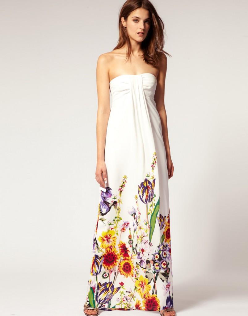 Warehouse-Spotlight-Sunflower-Maxi-Dress