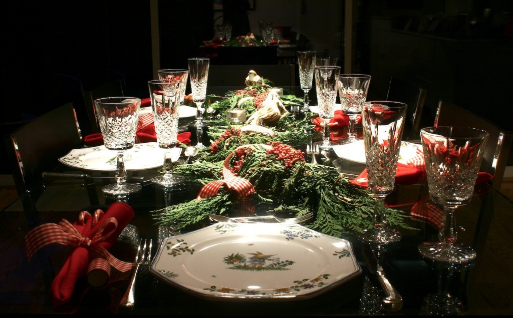 best-christmas-decorations-romantic-country-christmas-table-decorations-styles-of-dining-room-chairs