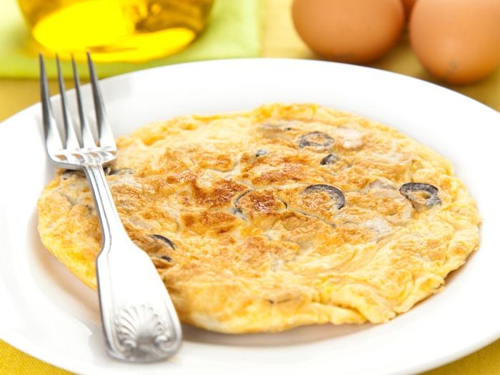 omelete 1 TL