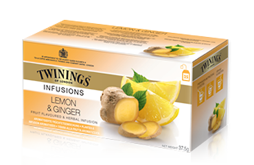 Lemon & Ginger - Twinings
