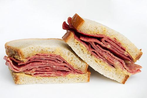 sandwich-salami