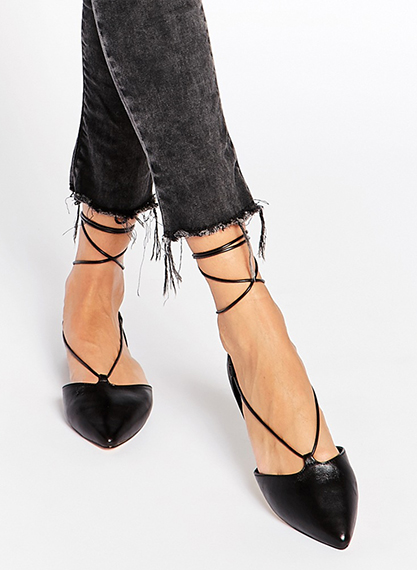ALDO-Colyn-Black-Ghillie-Tie-Up-Flat-Shoes