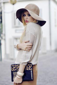 Como e onde usar chapéu  Qual estilo combina com você  AMIGA MARI ... 8e517d27536