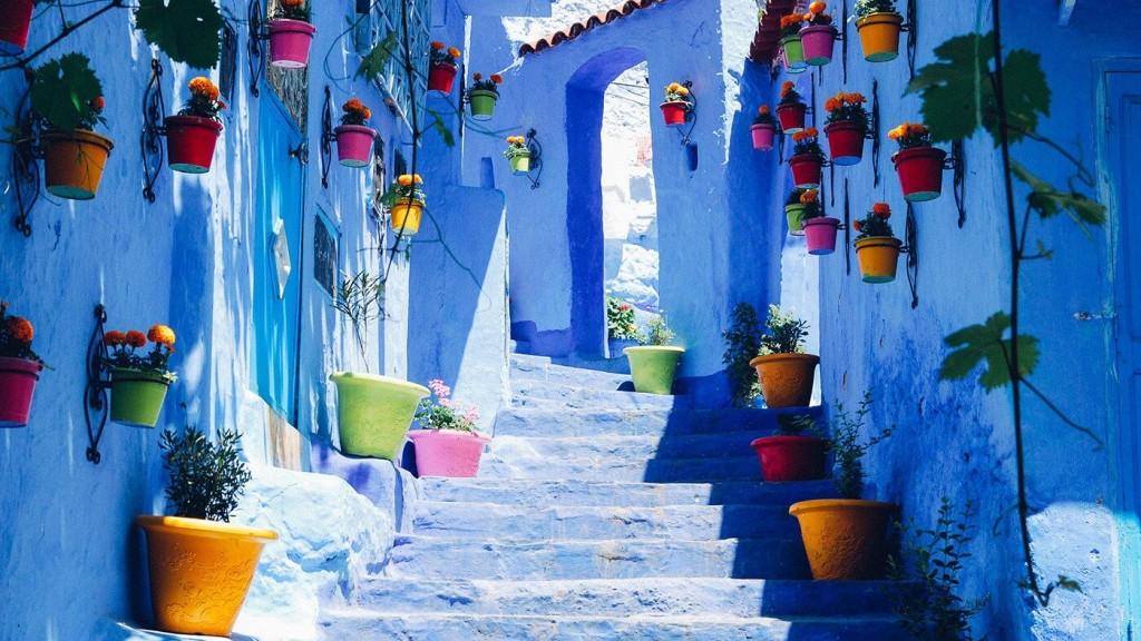 02Rua-Azul-Chefchaouen-Marrocos-1
