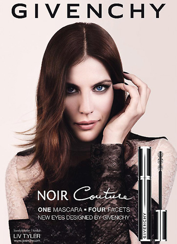 Givenchy-Noir-Couture-Mascara-Summer-Fall-2012-ad