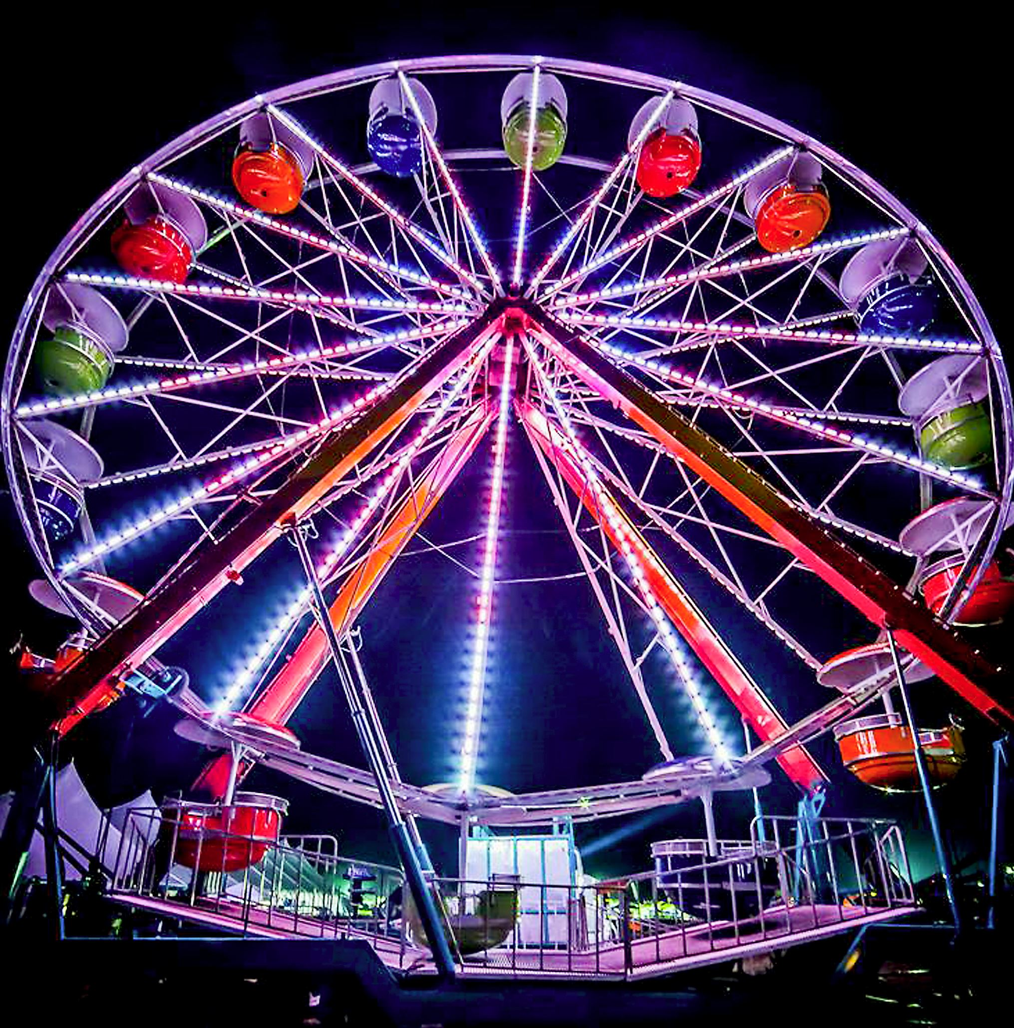 wheel-of-lights