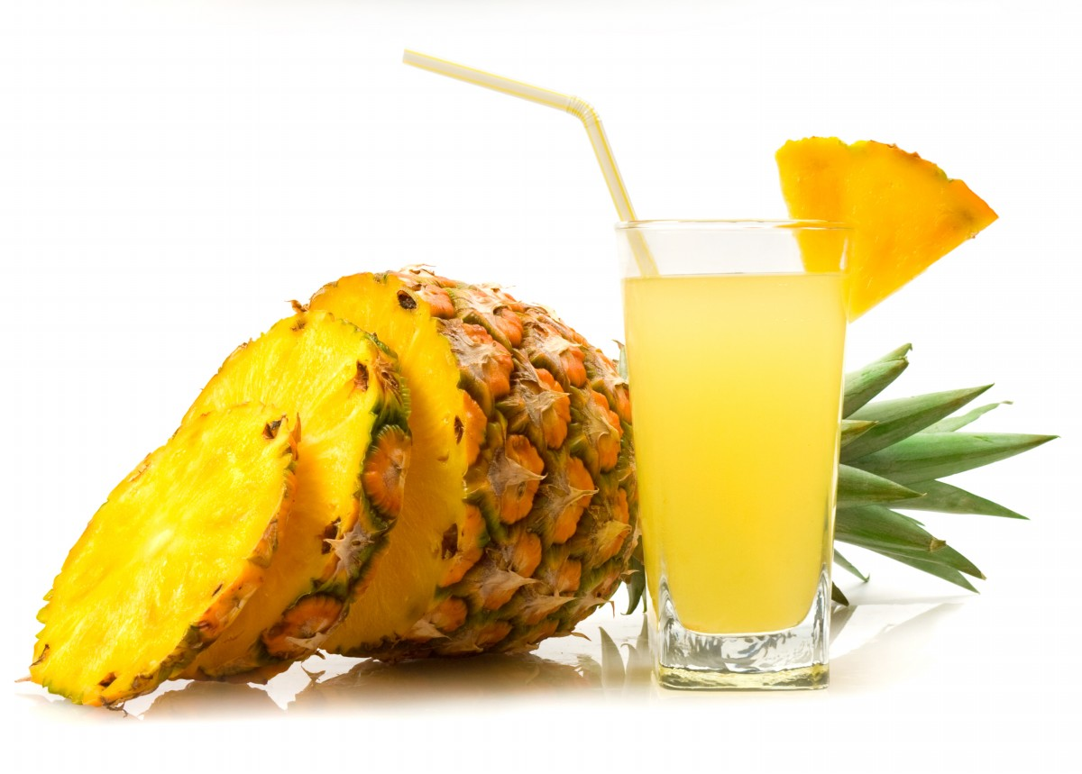 pineapples-pineapple-juice