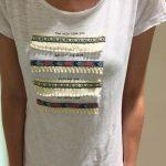 Camiseta com frases