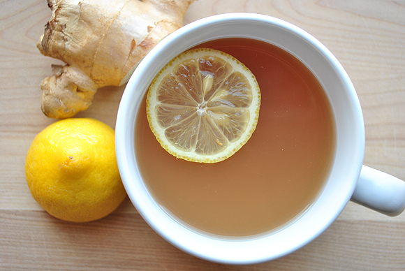 lem-ginger-tea