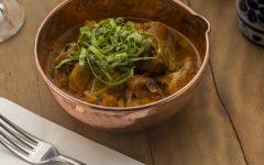 Fotos dos pratos do restaurante Mukeka participante do Festival Bom Gourmet 5ª Edição. Local: R. Machado de Assis, 417 - Juvevê.