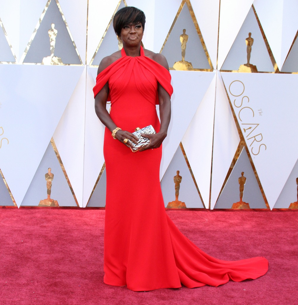 89th Annual Academy Awards held at the Dolby Theatre at the Hollywood & Highland Center Featuring: Viola Davis Where: Los Angeles, California, United States When: 26 Feb 2017 Credit: Adriana M. Barraza/WENN.com