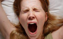 girl-yawning