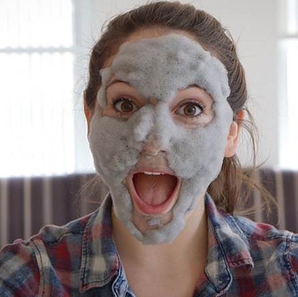 bubble-clay-mask
