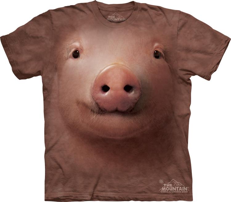 camiseta3d-porco-300x262