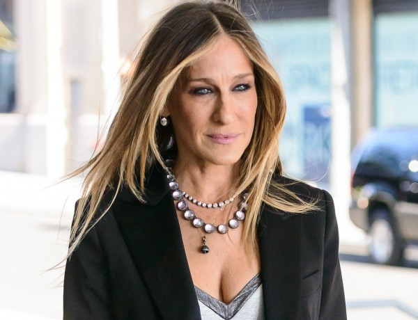 Sarah Jessica Parker out and about in New York City, NY