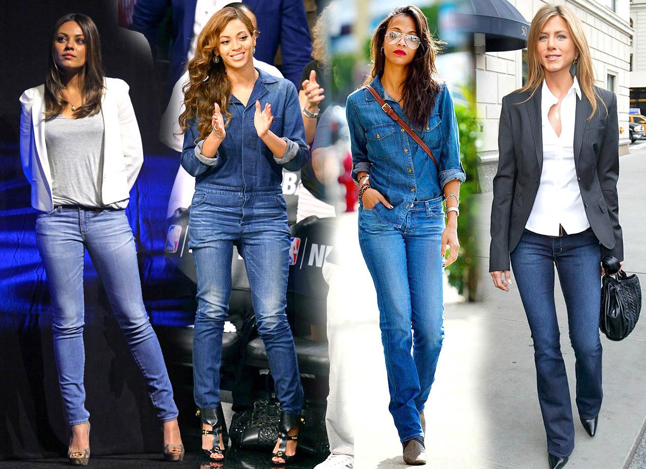 Vestido jeans para baixinha