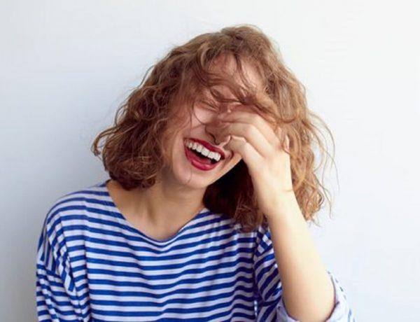 rir de si mesmo